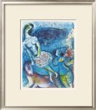 Circo Reproducción por Marc Chagall