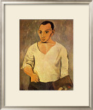 Self Portrait, c.1906 Posters by Pablo Picasso