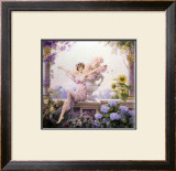 Splendor of Spring Flowers Prints by Louise Abbema