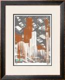 Days Go By II Limited Edition Framed Print by M.J. Lew
