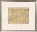 Germany South, c.1812 Framed Giclee Print by Aaron Arrowsmith