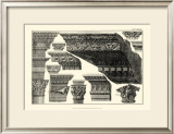 Cornice Palatinis Farnesiani Prints by Giovanni Battista Piranesi