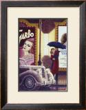 Au Cinema Posters by Denis Nolet