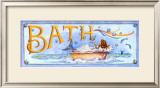 Bath Posters by Jerianne Van Dijk