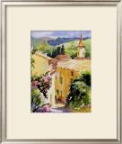 French Vineyards Posters by Karen McLean