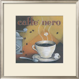 Caffe Nero Posters by L. Morales