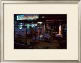Mercedes Grille, Venice Beach, California Framed Giclee Print by Steve Ash
