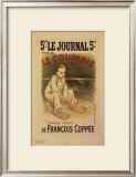 Le Coupable Posters by Théophile Alexandre Steinlen