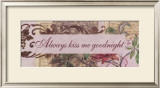 Annabels Memories, Always Kiss Print by  Smith-Haynes
