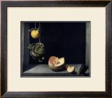 Coing, Chou, Melon et Concombre Posters by Juan Sanchez Cotan