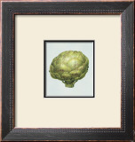 Artichoke Art by Alex Bloch