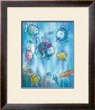 The Rainbow Fish III Print by Marcus Pfister