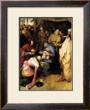 Adoration of the Kings, c.1564 Prints by Pieter Bruegel the Elder
