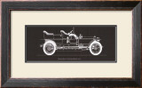 Rolls Royce, 1907 Poster by Antonio Fantini