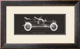 Rolls Royce, 1907 Poster by Antonio Fantini