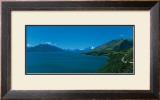 Lake Wakatipu Prints by Thierry Martinez