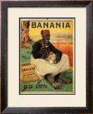 Y'A Bon Banania, c.1915 Art by Alexandre De Andreis