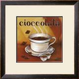Cioccolata Print by L. Morales