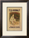 Le Coupable Print by Théophile Alexandre Steinlen