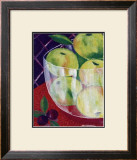 My Apples Prints by Maite Morell