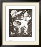 Hell Prints by M. C. Escher