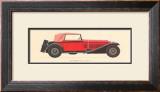 Alfa Romeo, 1930 Posters by Antonio Fantini