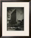 Flatiron Building At Broadway Prints by Ralph Uicker
