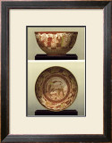 Oriental Bowl and Plate II Prints by George Ashdown Audsley