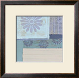 Decorative Asian Abstract II Prints by Wendy Russell
