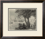 Scenic City Views IV Prints by Asa Coolidge Warren