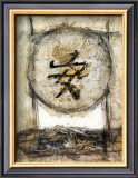 Chinese Series, Tranquility II Posters