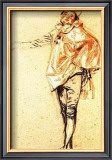 Man Standing Prints by Jean Antoine Watteau