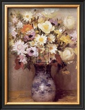 Fleurs I Posters by Marcel Dyf