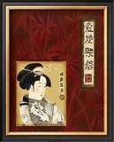 Geisha I Posters by Patricia Quintero-Pinto