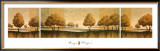 Utopia Triptych Prints by Raya 