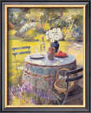 Lunch and Daisies Prints by Edward Noott