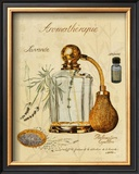 Aromatherapie, Lavande Posters by Laurence David