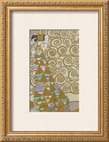 Expectation, Stoclet Frieze, c.1909 Prints by Gustav Klimt