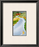 Chama River, Ghost Ranch, 1937 Prints by Georgia O'Keeffe