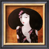 Little Geisha Print by June Leeloo