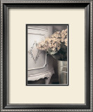 Vintage Flowers III, Hydrangea Detail Prints by Sharyn Sakimoto