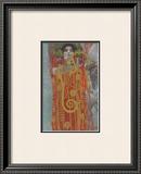 Hygieaia (detail) Poster by Gustav Klimt