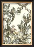 Asian Garden II Prints