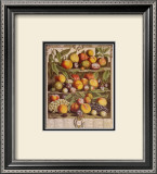 Fruits of the Season, Autumn Prints by Robert Furber
