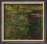 Pool with Waterlilies, 1904 Poster by Claude Monet
