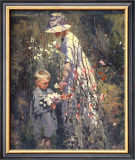 Posies Posters by Thomas Cantrell Dugdale