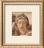 Delphic Sibyl Posters by  Michelangelo Buonarroti