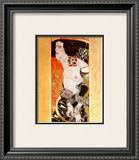 Judith II Art by Gustav Klimt