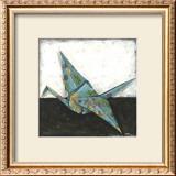 Crane Prints by Chariklia Zarris