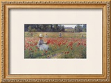 In Flanders Fields Posters by Robert William Vonnoh